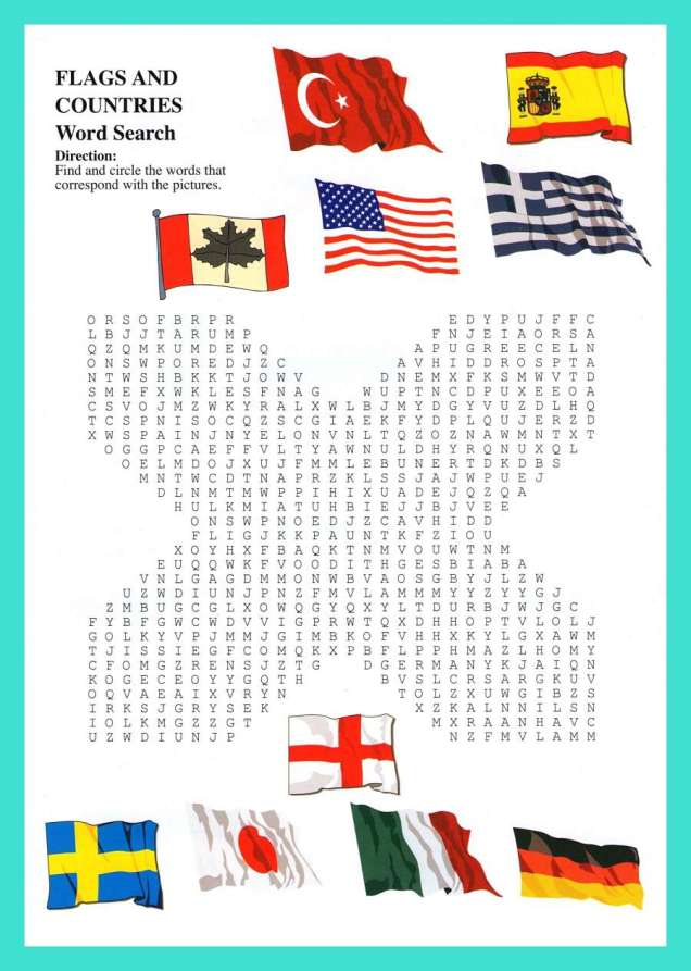 country-flags-wordsearch